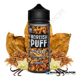 VANILLA MOREISH PUFF TOBACCO TPD 100ML 0MG