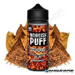 ORIGINAL MOREISH PUFF TOBACCO TPD 100ML 0MG