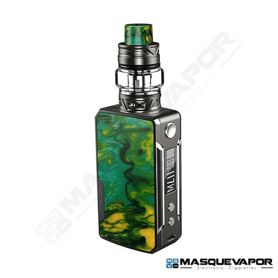 DRAG MINI PLATINIUM EDITION 117W WITH UFORCE T2 VOOPOO CORAL