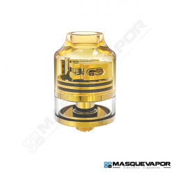 WASP NANO RDTA OUMIER TRANSPARENT GOLD