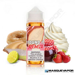POUND IT REMIX FOOD FIGHTER TPD 100ML 0MG