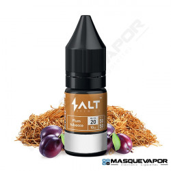 PLUM TOBACCO SALT BREW TPD 10ML 20MG