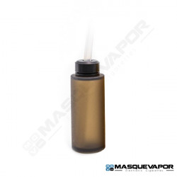 SQUONK BOTTLE 6ML ROUND FOR BF MOD BLACK DELRIN CAP