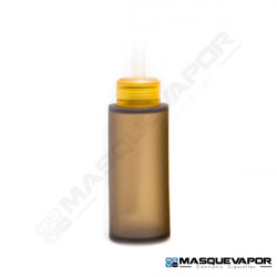 SQUONK BOTTLE 6.5ML ROUND FOR BF MOD BLACK ULTEM CAP