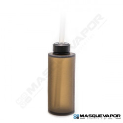 SQUONK BOTTLE 9ML ROUND FOR BF MOD BLACK DELRIN CAP