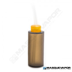 SQUONK BOTTLE 9ML ROUND FOR BF MOD BLACK ULTEM CAP
