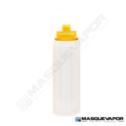 REFILL BOTTLE 30ML OCTAGON CLEAR ULTEM CAP