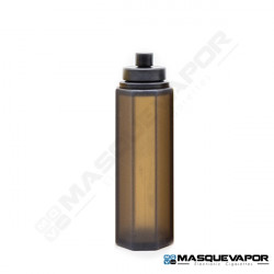 REFILL BOTTLE 30ML OCTAGON BLACK / BLACK CAP