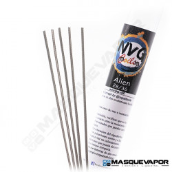 STICKS 5PCS ALIEN 28GA/36GA NVG COILS