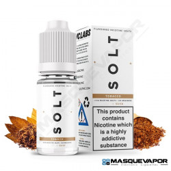 TOBACCO SOLT SALT E-LIQUIDS TPD 10ML 20MG