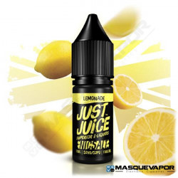 LEMONADE NIC SALT JUST JUICE TPD 10ML 11MG
