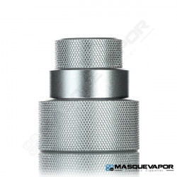 EASY REFILL SQUONK WOTOFO VERSION 100ML SILVER