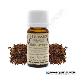 BLACK CAVENDISH ESTRATTO DI TABACCO BY LA TABACCHERIA CONCENTRATE 10ML