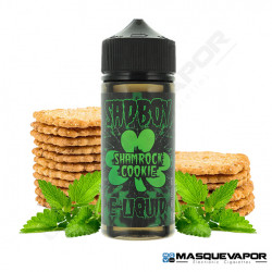 SHAMROCK COOKIE SADBOY E-LIQUIDS TPD 100ML 0MG