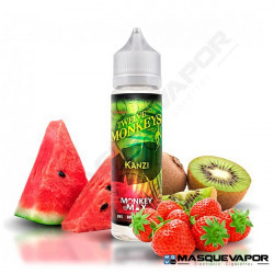 KANZI TWELVE MONKEYS TPD 50ML 0MG