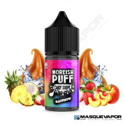 CANDY DROPS RAINBOW MOREISH PUFF 25ML TPD 0MG
