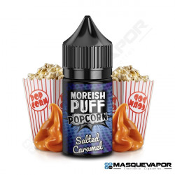 POPCORN SALTED CARAMEL MOREISH PUFF 25ML TPD 0MG