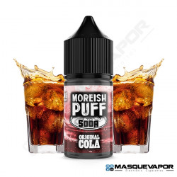 SODA ORIGINAL COLA MOREISH PUFF 25ML TPD 0MG