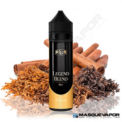 CIGAR LEGENDS BLEND 50ML TPD 0MG
