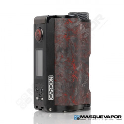 TOPSIDE DUAL CARBON EDITION YIHI BF BOX MOD 200W DOVPO RED