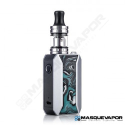 DRAG BABY TRIO KIT 1500MAH VOOPOO TEAL BLUE