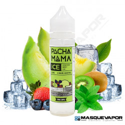 ICE MINT HONEYDEW BERRY KIWI PACHAMAMA TPD 50ML 0MG