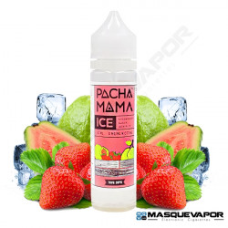 ICE STRAWBERRY GUAVA JACKFRUIT PACHAMAMA TPD 50ML 0MG