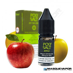 APPLE POD SALT E-LIQUIDS TPD 10ML 20MG