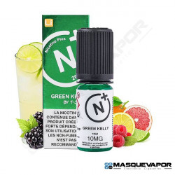 GREEN KELLY T-JUICE NICOTINE PLUS SALT TPD 10ML 10MG