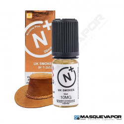 UK SMOKES T-JUICE NICOTINE PLUS SALT TPD 10ML 10MG