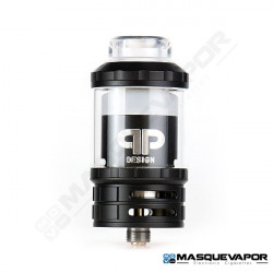 FATALITY M25 RTA TPD 2ML QP DESIGN MATTE BLACK