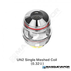 UN2 SINGLE MESH COIL 0.32OHM UWELL VALYRIAN 2 SUB-OHM