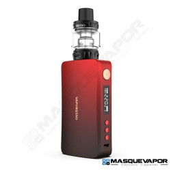 VAPORESSO GEN KIT WITH SKRR-S TANK TPD 2ML BLACK RED