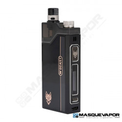 WOCKET POD 2ML SNOWWOLF MODS ONYX ROSE