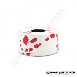 ASGARD RDA BEAUTY RING BY VAPERZ CLOUD WHITE RED
