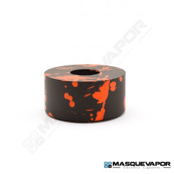 ASGARD RDA BEAUTY RING BY VAPERZ CLOUD BLACK RED