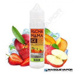 ICE FUJI APPLE STRAWBERRY NECTARINE PACHAMAMA TPD 50ML 0MG