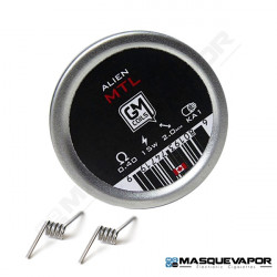 ALIEN MTL 0.40OHM GM COILS