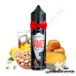 JAMES SWOKE E-LIQUIDS TPD 50ML 0MG