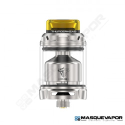 TAUREN ONE RTA THUNDERHEAD TPD 2ML SILVER