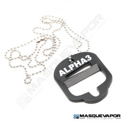 ALPHA3 SHORTFILL CAP REMOVAL TOOL 10ML/60ML/120ML