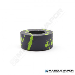 ASGARD MINI RDA BEAUTY RING BY VAPERZ CLOUD BLACK GREEN