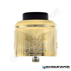 VALHALLA 38MM BF RDA BY VAPERZ CLOUD GOLD