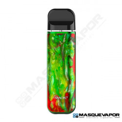NOVO 2 POD FULL KIT SMOK GREEN / RED
