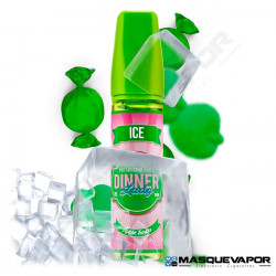 ICE APPLE SOURS DINNER LADY TPD 50ML 0MG
