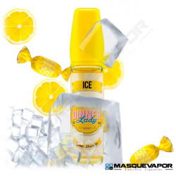 ICE LEMON SHERBETS DINNER LADY TPD 50ML 0MG