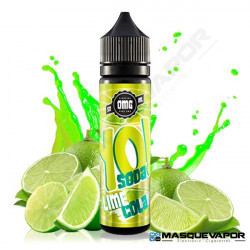 LIMA COLA YO SODAS TPD 50ML 0MG