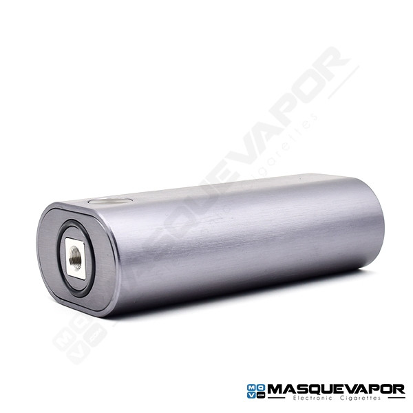SAGA BOX MECH MOD BY VAPERZ CLOUD BRUSHED GUNMETAL