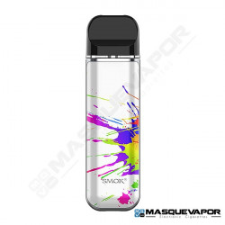 NOVO 2 POD FULL KIT SMOK 7 COLOR SPRAY