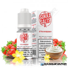 STRAWBERRY SUKKA SALTS 10ML 20MG